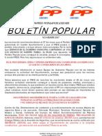 Boletin PP Loeches Noviembre 2007