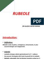 rubeole dr alaoui
