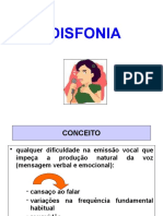 AULA 5 Disfonia