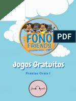 DADOS Praxias Orais