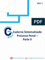 2021.1 Processo Penal II