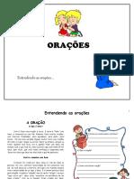ENTENDENDO AS ORACÕES versão 1