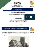 Aula 2 - Capacidade de carga Fundações Superficiais_AP