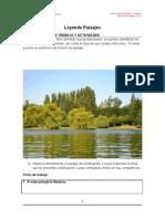 tema 2 guía paisajes naturales de Chile