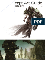 Concept Art Guide in Gaming Industry v 1.0