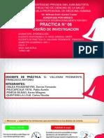 FICHA DE EJERCICIOS - SEMANA 6