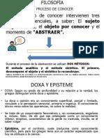 FILOSOFÍA Presentación SEXTO B UNIDAD 1