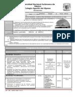 PLAN Y PROGRAMA DE EVAL QUIMICA IV A-I,II  5°P  10-11