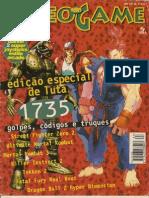 Videogame nº63 (Última edição)