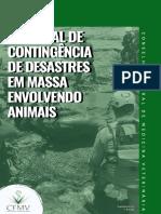 Plano Nacional de Contingência de Desastres em Massa Envolvendo Animais