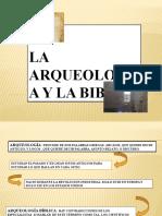 ARQUEOLOGIA BIBLICA #2