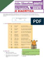 Tilde-Diacrítica-Para-Quinto-Grado-de-Secundaria 2021