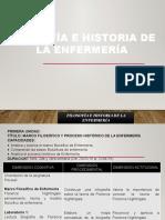 Filosofía e Historia  Enfermeria 1ra clase-2017A