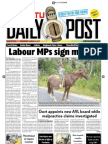 Today's Frontpage March 16 2011