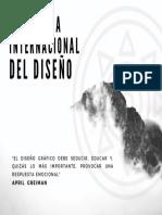 27 de Abril (Día Internacional Del Diseño)