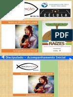 Profº Mika - DICIPULADO & RAIZES [APRESENTAÇÃO]