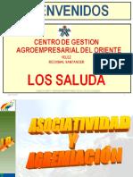 P 0 ASOCIATIVIDAD Y AGREMIACION INTRODUCCION