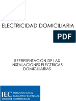 MODULO 3 REPRESENTACION DE LAS INSTALACIONES ELECTRICAS RESIDENCIALES