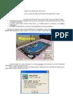 manual programa mapavox