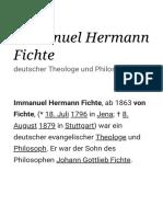 Immanuel Hermann Fichte – Wikipedia