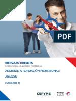 Admision-ciclos-FP-Aragon 20-21