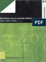 José Luis Bonifaz_ Diego Winkelried - Matemáticas para le economía dinámica