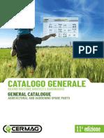 01 Catalogo Generale CERMAG 11a Edizione