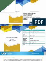 Unité 3. Programme Français Virtual