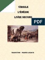 Virgile L'Enéide Livre Second