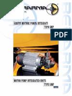Berarma van pump GMP