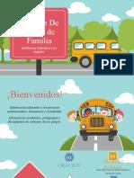 Diapositivas Reunion de Padres de Familia 2021