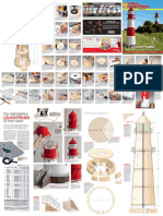 Bauplan Leuchtturm