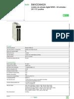 Modicon X80 I_Os_BMXDDI6402K