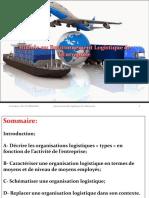 Environnement Logistique de l'Entreprise 2021
