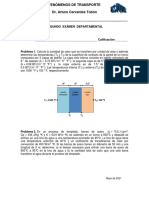 Segundo Examen Departamental 18 Mayo 2021