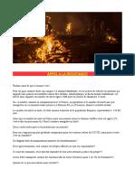 Appel à la résistance! publication par Aravśetikolava