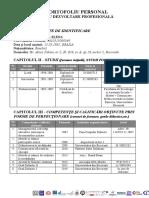 2. Portofoliu Personal Pentru Dezvoltare Profesională - Riedl Elena Varianta 16 Martie 2021