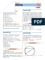 ITA2005- Matematica