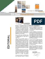newsletter N°01