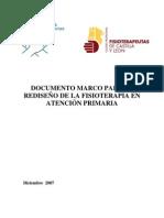 ASOCIACION ESPAÑOLA DE FISIOTERAPEUTAS