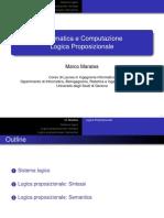 logica-prop informatica e computazione
