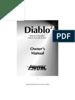 Avital Diablo2 Manual