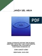 Investigaciones Sobre El Agua