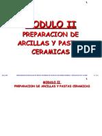 Módulo 2 - Prep. de arcillas y pastas cerámicas - Versión Final Tobito