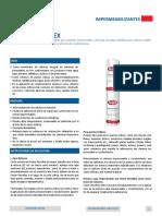 Impermeabilizante Membranas de poliuretano