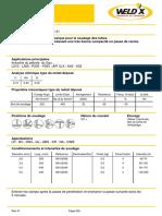 8 Fiche Produit Electrodes Enrobees Cellulosiques S-6010d