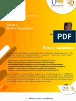 4.Presentación clase Ética y Ciuddania  8 de mayo