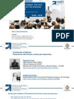 Presentacion Licitaciones Europeas Cogiti Mayo2021