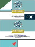 eBook Plano Negócio Simplificado AbriMinhaEmpresa
