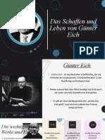 Günter Eich презентація